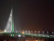 Most na Adi - Otvaranje