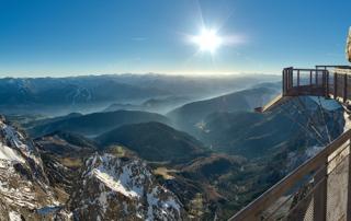 NEVEROVATNE VISEĆE STEPENICE U AUSTRIJI