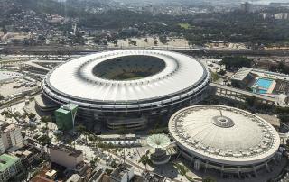 Stadion Marakana, Rio, Brazil