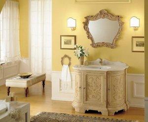 yellow-bathroom-ideas-classic