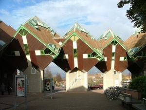 Cube-Houses-in-Helmond