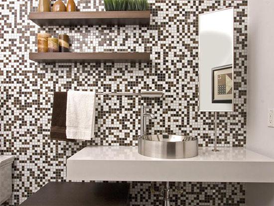 Mozaik u kupatilu