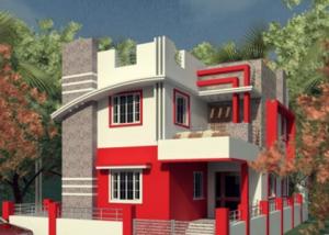 Red-Exterior-Design