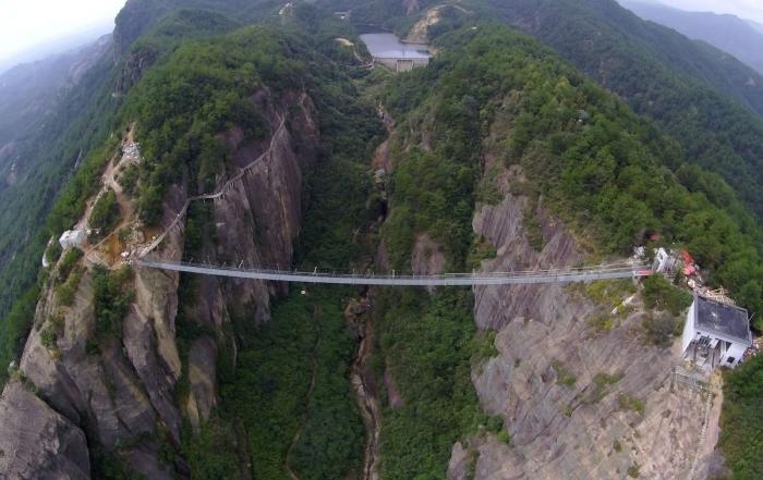 Najviši i najduži pešački most na svetu