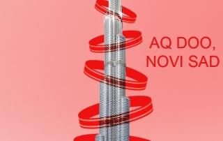 AQ DOO, Novi Sad - Čestitka