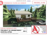 MODEL A-06, gotovi projekti vec od 50e, projekti, projektovanje, izrada projekata, house design, house ideas, house plans, interior design plans, house designs, house
