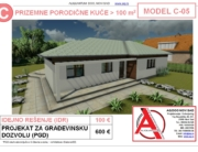 MODEL C-05, gotovi projekti vec od 50e, projekti, projektovanje, izrada projekata, house design, house ideas, house plans, interior design plans, house designs, house