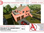 MODEL E-20, gotovi projekti vec od 50e, projekti, projektovanje, izrada projekata, house design, house ideas, house plans, interior design plans, house designs, house
