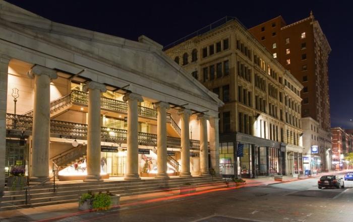 Napušten tržni centar pretvoren u stambeni prostor