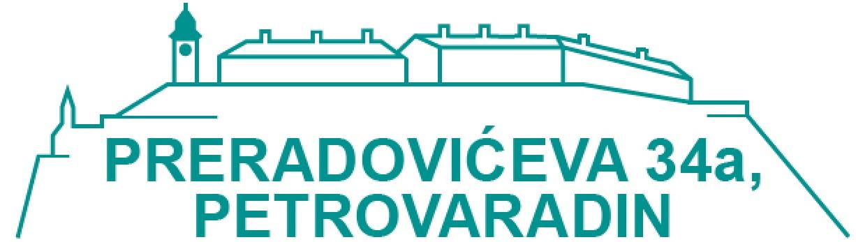 Logo, Preradovićeva 34a, Petrovaradin
