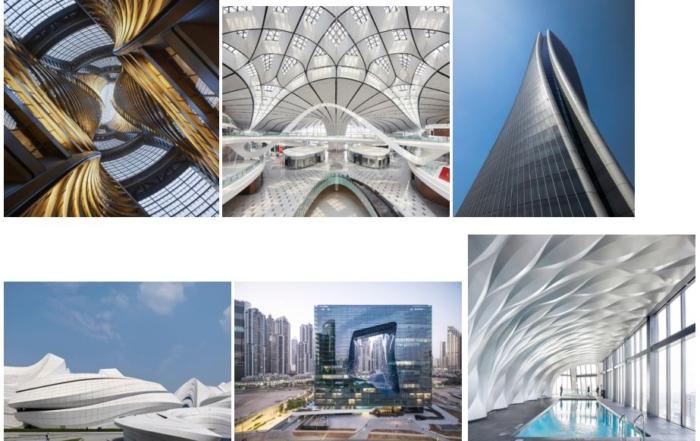 ZHA – 10 novih zapanjujućih projekata
