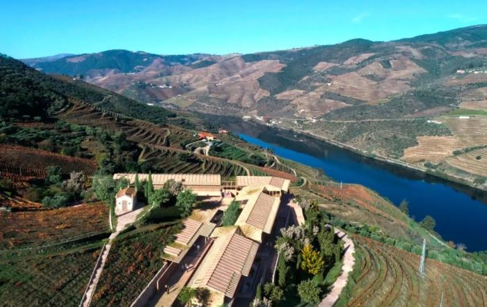 Hotel u kompleksu vinarije – Portugal