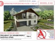 MODEL E-02, gotovi projekti vec od 50e, projekti, projektovanje, izrada projekata, house design, house ideas, house plans, interior design plans, house designs, house