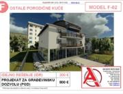 MODEL F-02, gotovi projekti vec od 50e, projekti, projektovanje, izrada projekata, house design, house ideas, house plans, interior design plans, house designs, house